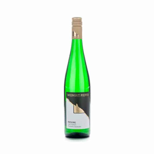 Flaschenbild 2016 Riesling, feinherb vom Weingut Pieper
